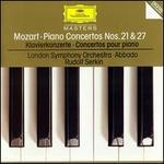 Mozart: Piano Concertos K 467 & 595