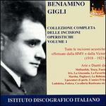 Complete Hmv & Vctor Recordings I: 1918-1923