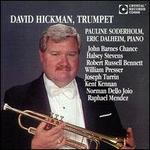 David Hickman, Trumpet