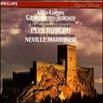 Heitor Villa-Lobos, Mario Castelnuovo-Tedesco: Guitar Concertos; Joaqufn Rodrigo: Sones en la Giralda