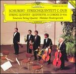 Schubert: String Quintet - Emerson String Quartet; Mstislav Rostropovich (cello)