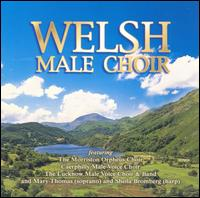 Welsh Male Choir - Mary Thomas (soprano); Sheila Bromberg (harp); Caerphilly Male Voice Choir (choir, chorus);...