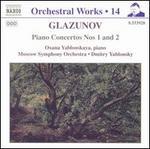 Glazunov: Piano Concertos Nos 1 & 2
