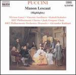 Puccini: Manon Lescaut (Highlights)