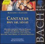 Bach: Cantatas, BWV 140, 143-145