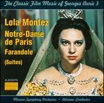 The Classic Film Music of Georges Auric, Vol. 3: Lola Montez / Notre-Dame De Paris / Farandole