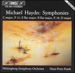 Michael Haydn: 4 Symphonies