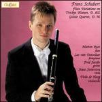 Schubert: Trockne Blumen/Flute Quartet