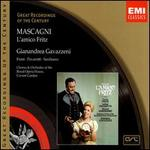 Mascagni-L'Amico Fritz / Freni, Pavarotti, Sardinero, Gavazzeni