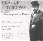 Claude Debussy: the Composer as Pianist (the Caswell Collection, Vol. 1)