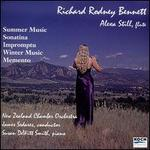 Richard Rodney Bennett: Summer Music; Sonatina; Impromptu; Winter Music; Memento