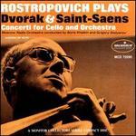 Rostropovich plays Dvorak & Saint-Sa�ns