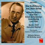 Mozart: Die Entführung Aus Dem Serail (the Abduction From the Seraglio)