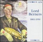 Music of Lord Berners