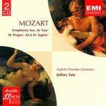 Mozart: Symphonies Nos. 36, 38, 40 and 41