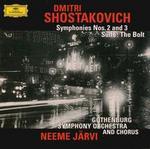 Shostakovich: Symphonies 2 & 3 / The Bolt Suite