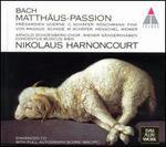 Bach-Matthäus-Passion / Prégardien, Goerne, C. Schäfer, Röschmann, Fink, Von Magnus, Schade, M. Schäfer, Henschel, Widmer, Harnoncourt [With Enhanced Cd-Rom]