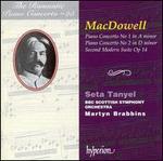 Edward MacDowell: Piano Concerto No. 1 in A minor; Piano Concerto No. 2 in D minor; Second Modern Suite Op 14