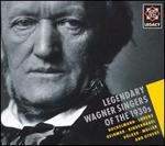 Legendary Wagner Singers of the 1930s (Telefunken Legacy Series)