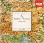 Britten/Walton: Chamber Music