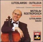 Dutilleux, Lutoslawski: Cello Concertos