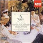 Walton: the Bear; Facade; Wise Virgins