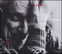 The Ligeti Project, Vol. 1 - ASKO Ensemble; Peter Masseurs (trumpet); Pierre-Laurent Aimard (piano); Schoenberg Ensemble