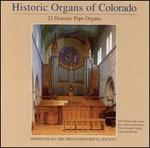 Historic Organs of Colorado