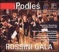 Rossini Gala - Ewa Podles (contralto); Wojciech Michniewski (conductor)