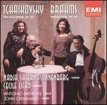 Tchaikovsky: Trio, Op. 50 / Brahms: Trio, Op. 40