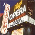 Academy Plays Opera