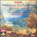 Haydn: Sch�pfungsmesse; Kleine Orgelsolomesse