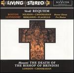 Verdi: Requiem / Menotti: Death of the Bishop of B