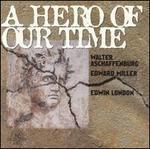 Aschaffenburg: Oboe Concerto; Miller: Anacrusis; London: a Hero of Our Time