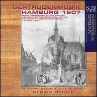 Gertudenmusik Hamburg 1607 - Magnus Kjellson (organ)
