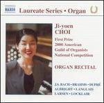 Ji-yoen Choi: Organ Recital
