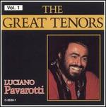 The Great Tenors, Vol. 1: Luciano Pavarotti