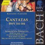 Bach: Cantatas, BWV 161-164