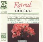 Ravel: Bolero/Dukas: L'Apprenti Sorcier/Saint-Saens: Le Carnaval Des Animaux/Lalo: Rapsodie Norvegienne Pour Orchestre
