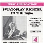 Sviatoslav Richter in the 1950s, Vol. 4