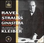Kleiber Conducts Ravel, Ginastera & Strauss