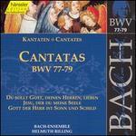 Bach: Cantatas, BWV 77-79