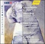 Mahler: Symphony No. 6 / Berg: Three Pieces / Schubert: Andante, D936a, No.2