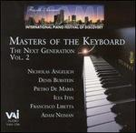 Masters of the Keyboard: The Next Generation, Vol. 2