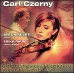 Carl Czerny: Grand Sonata for Piano & Violin; 20 Concert Variations