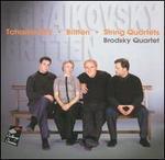 Tchaikovsky, Britten: String Quartets