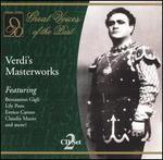 Verdi's Masterworks 2 Cd Set