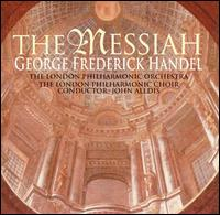 George Frideric Handel: The Messiah - Alfreda Hodgson (contralto); Felicity Lott (soprano); Philip Langridge (tenor); Ulrik Cold (bass);...