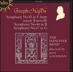 Haydn: Symphonies Nos. 45, 46, 47