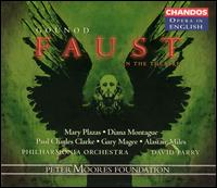 Charles Gounod: Faust - Alastair Miles (bass); Charles Kilpatrick (staging); Diana Montague (mezzo-soprano); Garry Magee (baritone);...